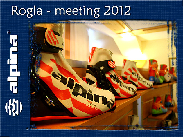 Alpina sports collections 2013/14 presented on Rogla