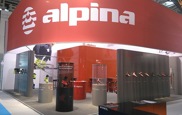 Alpina at Trade Fairs in 2016
