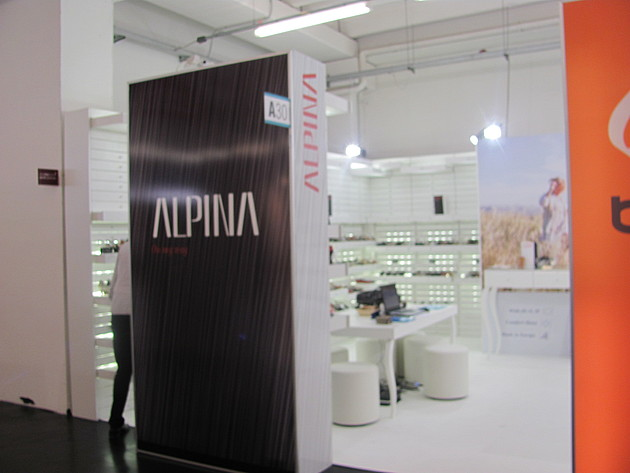 New Alpina spring-summer collection 2013
